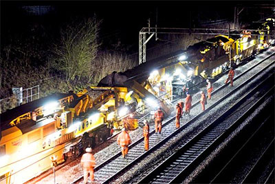 Network Rail announces track delivery partners for 2014-19 investment programme