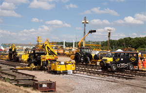 thumbnail of Network Rail National Plant Exhibition 2013 - Report and Photo Gallery