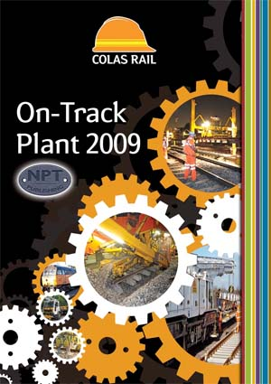 On-Track Plant 2009 book