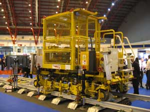 thumbnail of Railtex 2009