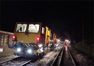 Network Rail digs deep to relay West Coast tunnel