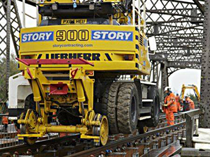 thumbnail of Story Contracting Acquires Rail Plant Division of Caledonian Industrial