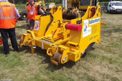 Thumbnail of Balfour Beatty DeClipper 001070-0 at Long Marston - Rail Live 2017