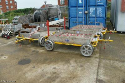 Thumbnail of NwR Geismar Mini BT Trailers 011503-5-6