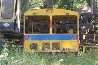 Thumbnail of Colombian trolley 618