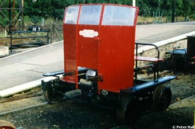 DX 68068 at East Anglian Railway Museum Trolley Gala  by Peter Hall