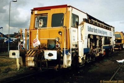DR 73502 at Toton  by Simon Bendall