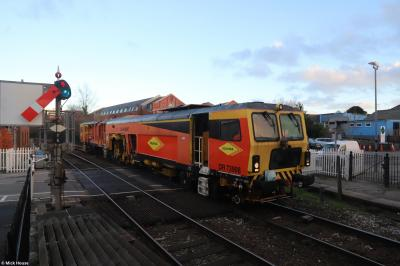 Photo of 73908 at Truro Station