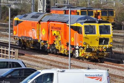75008 at Stafford - Salop Sidings  by Paul Moseley