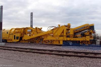 76751 matisa d 75 undercutter for high output track for Jarrod barker