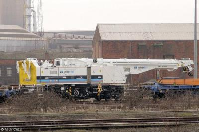81601 at Scunthorpe  by Mick Cottam