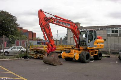 Photo of L&W Contr. RRV105 (99709 940259 3) Fiat Hitachi EX165W