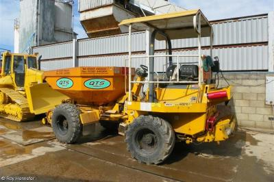 Thumbnail of QTS Benford 6T 6001 PSR Swivel Skip 943070 1
