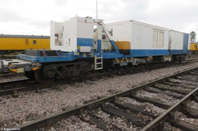 Photo of 97411 at Hither Green - Balfour Beatty Depot