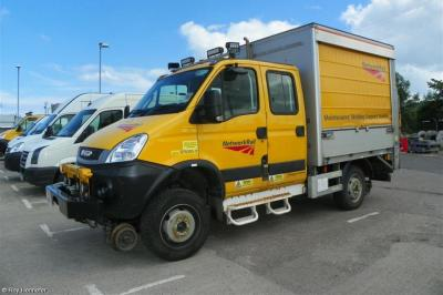 Thumbnail of 976080-0 FG63 NNF NR Iveco Maint. Welding Support Vehicle
