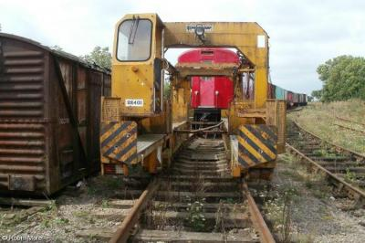 Photo of Permaquip 98401 at Mangapps Railway Museum