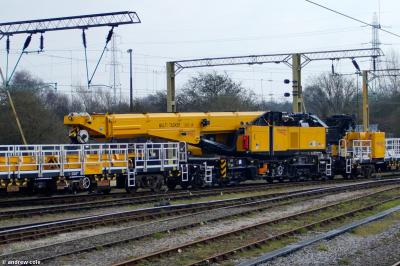 99 70 9319 013-7 at Bescot Yard  by andrew cole