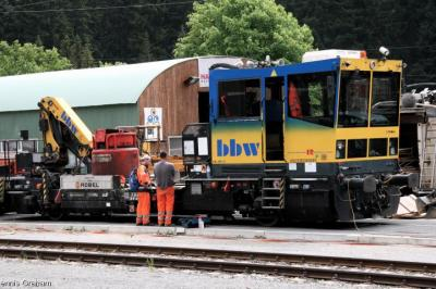 Thumbnail of BBW Robel 54.22 Crane Wagon 99 81 9185 001-0