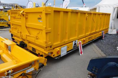 Photo of AMT 3688RR-6 Trailer