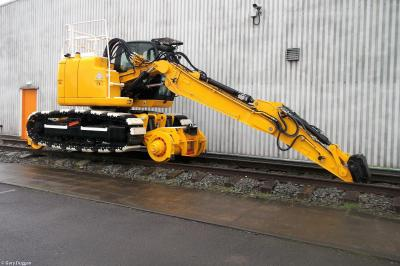 Photo of APWebb RTE019 at Stafford - Rail-Ability new depot