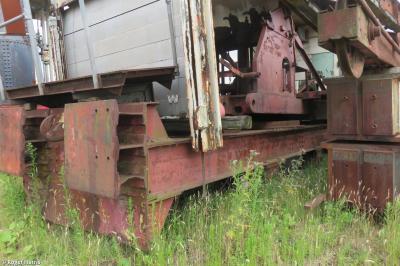 Photo of Booth 5T Steam Crane 5902