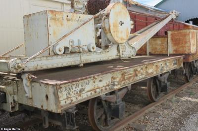 Thumbnail of Cowan Sheldon 5T Crane No. 1129 of 1881  2327