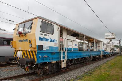 Photo of DR72211 at Long Marston - Rail Live 2019