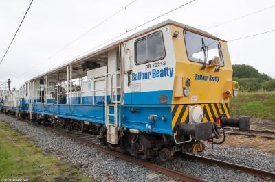Photo of DR72213 at Long Marston - Rail Live 2019