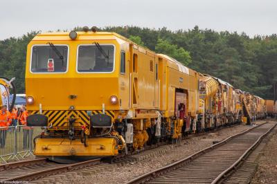 Photo of DR73120 at Long Marston - Rail Live 2019