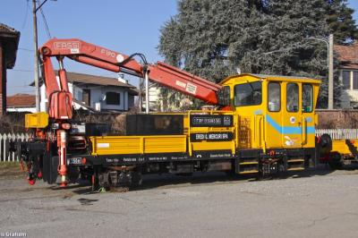 Thumbnail of Eredi G. Mercuri Crane Trolley IT RFI 150853-6