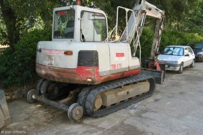 Thumbnail of Excava RR - Takeuchi TB175