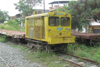 Thumbnail of Colombian trolley FDP 180