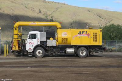 Photo of Freightliner Vactor Lorry RR - CN 172413