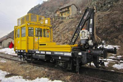 Thumbnail of FS Crane Trolley D E AGR TO 0160-L