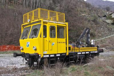Thumbnail of FS Sirme Crane Trolley E AGR TO 160-L