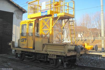 Thumbnail of GTT 4w OHL Trolley CF35