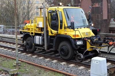 Photo of Hamburg S-Bahn Unimog U400 - 97 59 02 511 60-2 at Ohlsdorf - Hamburg S-Bahn depot