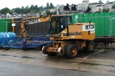 Photo of Hydrex RR - 3467 at Newport Gwent