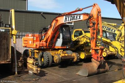 Photo of Hydrex RR - 4098 at Portishead - Hydrex depot