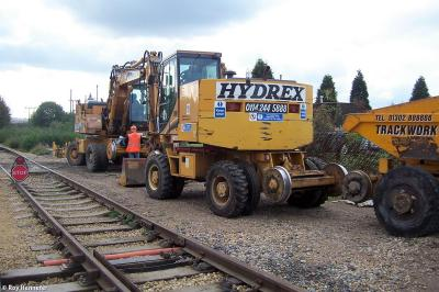 Photo of Hydrex 4155 (99709 940226 2) Case 988P Superailer