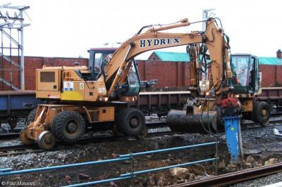 Photo of Hydrex RR - 4704 at Rugby