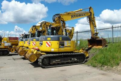 Photo of Hydrex RR - 6797 at Salsburgh Hydrex depot