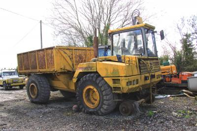 Photo of John Dixon Plant JCB 712 #612096