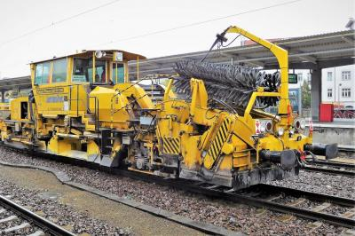 Photo of JumboTec Plasser&Theurer SSP110SW - 99809 425036-7