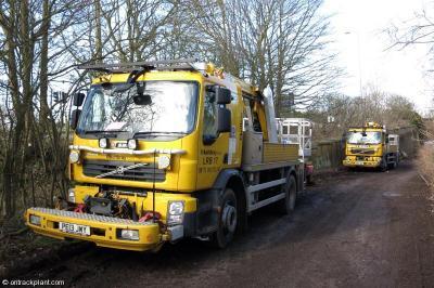 Keltbray Elec. - Volvo FES 4x2 LRB17 — ontrackplant.com