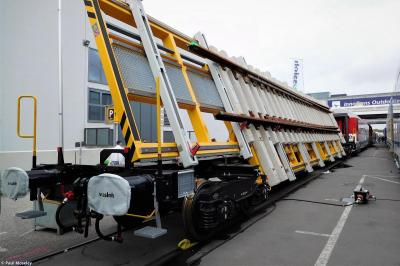 Thumbnail of Kirow S&C Wagon - 99809 358003-8