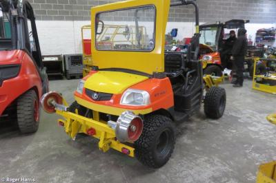 Photo of Kubota 30066 at Loscoe - Elmec Solutions