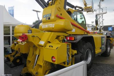 Thumbnail of Manitou Rail Products TH21 Crane  0062001