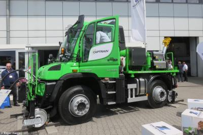 Thumbnail of Mercedes Benz Unimog U423 for Captrain No. 246671