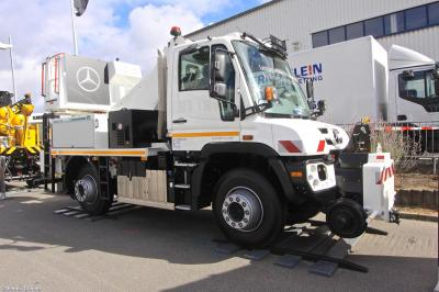 Thumbnail of Mercedes Unimog U423 #252661